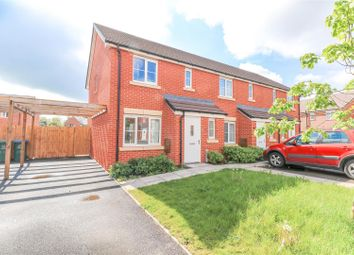 3 bed end terrace house for sale in David Wood Drive, Coventry CV2