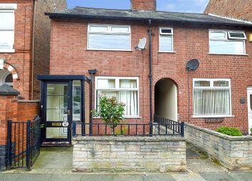 Thumbnail 2 bed end terrace house for sale in Wellington Street, Long Eaton, Nottingham