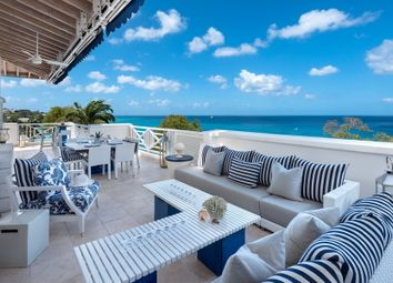 Thumbnail 3 bed apartment for sale in Waterside Penthouse 501, St. James, Barbados