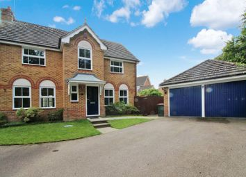 Thumbnail 4 bed detached house for sale in Tanyard Close, Maidenbower, Crawley