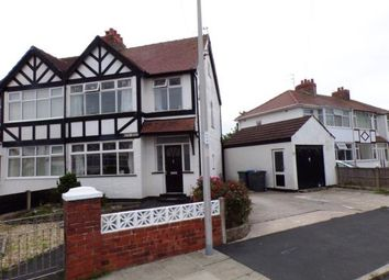 Thumbnail 3 bed semi-detached house for sale in Keith Grove, Thornton-Cleveleys, Lancashire, .
