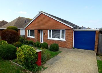 Thumbnail 2 bed bungalow for sale in Albany Road, Capel-Le-Ferne, Folkestone
