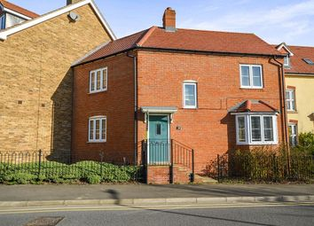 Thumbnail 3 bed terraced house for sale in Violet Way, Kingsnorth, Ashford