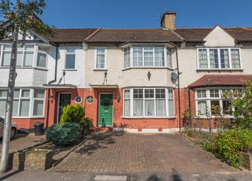 Thumbnail 3 bed terraced house for sale in Woodcote Road, London