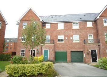 Thumbnail 3 bed town house to rent in Holywell Drive, Trinity Green, Warrington