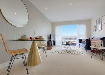 Thumbnail 3 bed flat for sale in Chrysler House, Times Square, Bessemer Road, Welwyn Garden City, Herts