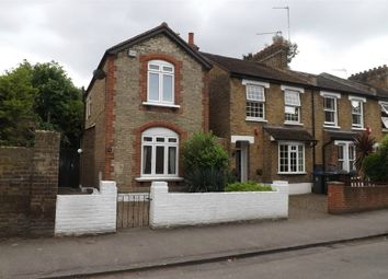 Thumbnail 3 bed detached house for sale in Kings Road, Kingston Upon Thames, Surrey