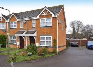 Thumbnail 2 bed end terrace house for sale in Foxglove Rise, Maidstone
