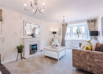 Thumbnail 4 bed detached house for sale in Stableford, Worcester