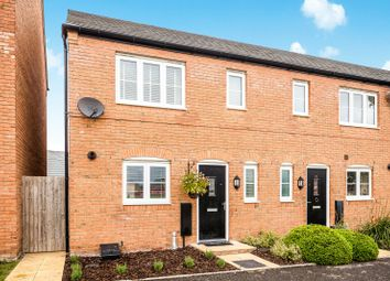 Thumbnail 3 bed property to rent in Highlander Road, Saighton, Chester