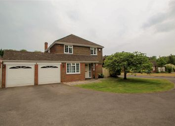 Thumbnail 4 bed detached house for sale in Knights Templar Way, High Wycombe