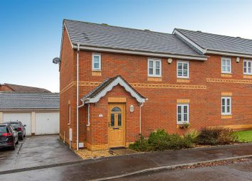 3 bed semi-detached house for sale in Ragnall Close, Thornhill, Cardiff CF14