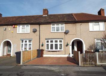 Thumbnail 2 bed terraced house for sale in Wren Road, Dagenham