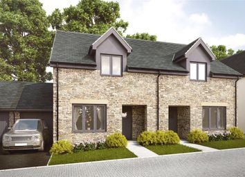 Thumbnail 3 bed semi-detached house for sale in Poltreen Close, Carbis Bay, St. Ives, Cornwall