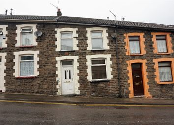 Thumbnail 3 bed terraced house for sale in Penrhys Road, Ferndale