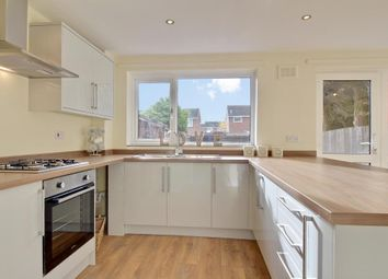Thumbnail 3 bedroom end terrace house for sale in Coniston Close, Earl Shilton, Leicester