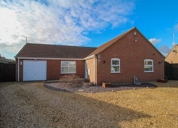 Thumbnail 3 bed detached bungalow for sale in Mill Close, Terrington St. Clement, King's Lynn