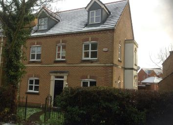 Thumbnail 4 bed detached house for sale in Ladybank Avenue, Fulwood, Preston, Lancashire