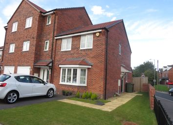 Thumbnail 3 bed end terrace house for sale in Malthouse Mews, Pontefract