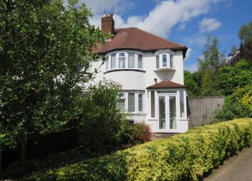 Thumbnail 3 bedroom semi-detached house for sale in Harts Green Road, Harborne, Birmingham