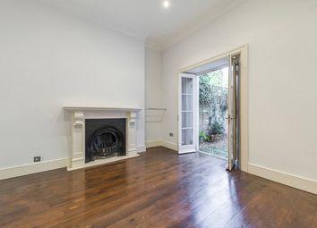 3 bed maisonette to rent in Clifton Villas, Little Venice, London W9