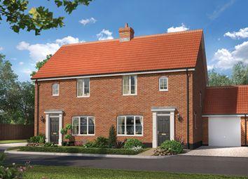Thumbnail 3 bed terraced house for sale in Common Road, Snettisham, King's Lynn