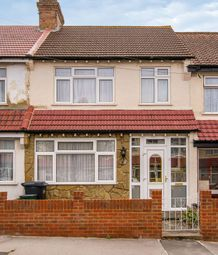 Thumbnail 3 bed terraced house for sale in Kenmare Road, Croydon, Thornton Heath