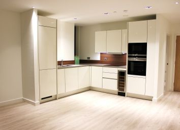 Thumbnail 2 bed flat for sale in Skyline Apartments, Devan Grove, London