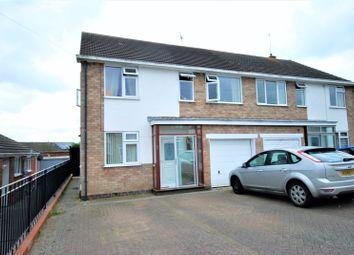 Thumbnail 4 bed semi-detached house to rent in Whitnash, Leamington Spa, Leamington Spa, Warwickshire