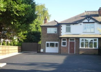 Thumbnail 1 bed property to rent in Uttoxeter Road, Derby
