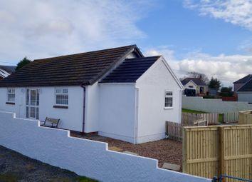 Thumbnail 2 bed bungalow for sale in Heol Rhosybonwen, Cross Hands, Llanelli