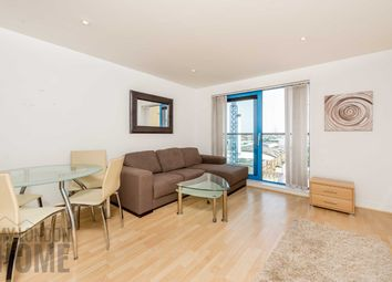 Thumbnail 1 bed flat for sale in Westgate Apartments, 14 Western Gateway, Royal Victoria Docks, Docklands