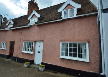 Thumbnail 2 bed terraced house to rent in Nethergate Street, Clare, Sudbury