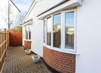 Thumbnail 2 bedroom bungalow for sale in Britannia Gardens, Westcliff-On-Sea