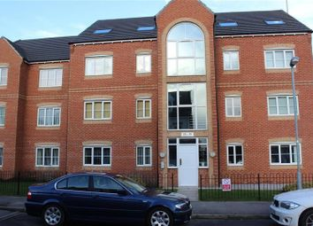 Thumbnail 2 bedroom flat to rent in Redhill Park, Hull
