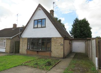 Thumbnail 3 bed property for sale in Chestnut Drive, Thorney, Peterborough