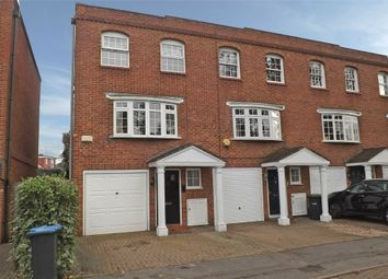 Thumbnail 4 bed end terrace house for sale in Illingworth Way, Enfield, Greater London