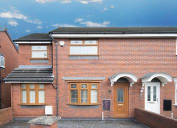 Thumbnail 4 bed semi-detached house for sale in Barncroft Road, Halewood, Liverpool