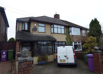 Thumbnail 3 bed semi-detached house for sale in Rocky Lane, Childwall, Liverpool, Merseyside