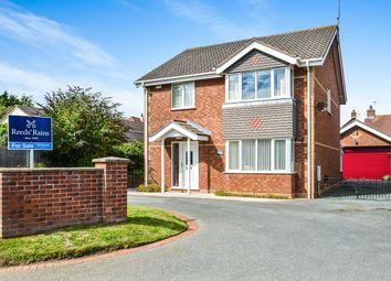 Thumbnail 4 bed detached house for sale in Hafodty Lane, Colwyn Bay