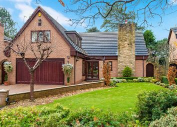 Thumbnail 4 bed detached house for sale in Elmsfield Park, Aughton, Ormskirk