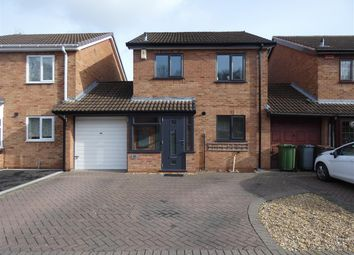 Thumbnail 3 bedroom detached house to rent in Maywell Drive, Solihull, West Midlands