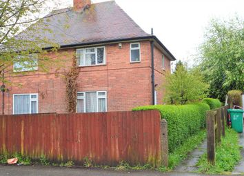 Thumbnail 1 bedroom semi-detached house to rent in Harmston Rise, Nottingham