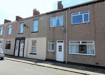 Thumbnail 4 bed terraced house for sale in Percy Street, Blyth