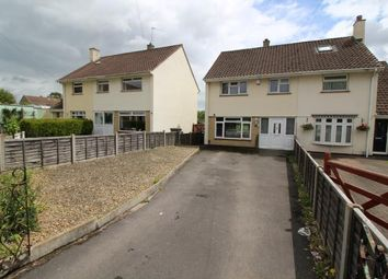 Thumbnail 3 bed semi-detached house for sale in Crown Gardens, Warmley, Bristol