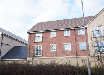 Thumbnail 1 bed flat for sale in Crosier Close, Salisbury