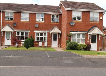 Thumbnail 2 bedroom terraced house to rent in Exeter Drive, Tamworth
