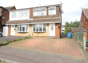 Thumbnail 3 bed semi-detached house for sale in Brookdale, Healey, Rochdale
