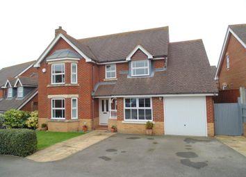 Thumbnail 4 bedroom detached house for sale in Skylark Close, Basingstoke