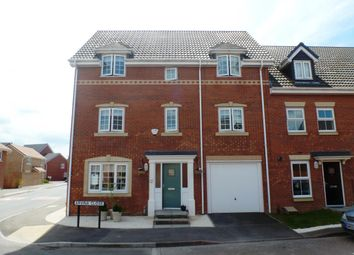Thumbnail 4 bed end terrace house to rent in Arvina Close, North Hykeham, Lincoln